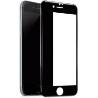 Защитное 3D стекло для Apple iPhone 6/6S черное