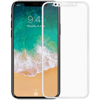 Защитное 3D стекло для Apple iPhone 11 Pro белое